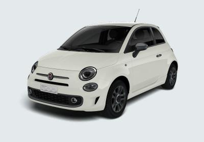 FIAT 500 1.2 S MY 19 Bianco Gelato Km 0