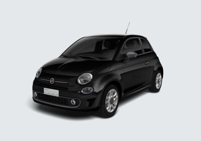 FIAT 500 1.2 Sport Nero Vesuvio Km 0