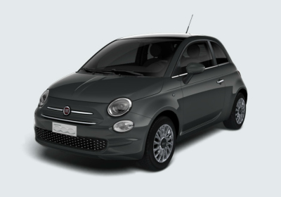 FIAT 500 1.2 EasyPower Lounge MY 19 Grigio Carrara Km 0