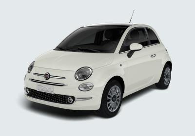 FIAT 500 1.2 Lounge MY 19 Bianco Gelato Km 0