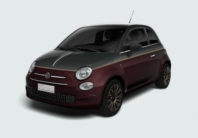 FIAT 500 1.2 EasyPower Collezione MY 19 Brunello Km 0