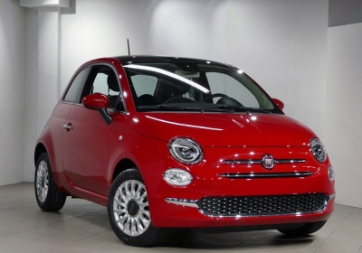 FIAT 500 1.2 Lounge MY 19 Rosso Passione Km 0