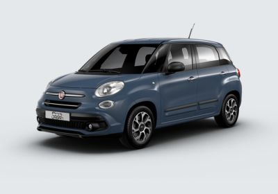 FIAT 500L 1.3 Multijet 95 CV Mirror Blu Bellagio Km 0