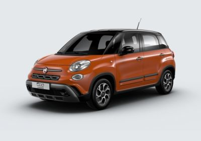 FIAT 500L 1.4 95 CV City Cross Arancio Sicilia Km 0