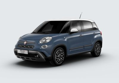 FIAT 500L 1.4 95 CV Cross MY19 Blu Bellagio Km 0