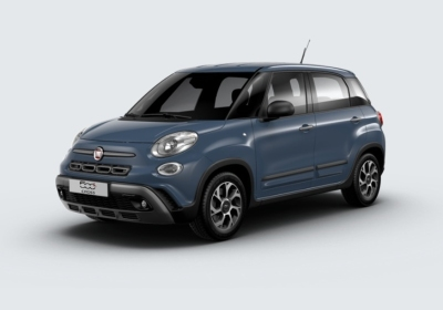 FIAT 500L 1.6 Multijet 120 CV City Cross Blu Bellagio Km 0
