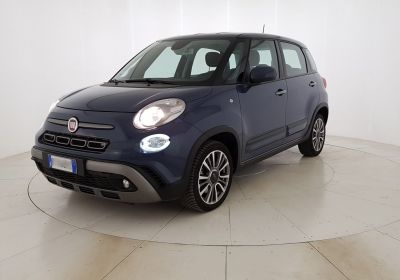 FIAT 500L 1.6 Multijet 120 CV Cross Blu Bellagio Usato Garantito