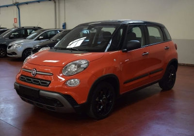 FIAT 500L 1.6 Multijet 120 CV City Cross Arancio Sicilia Km 0