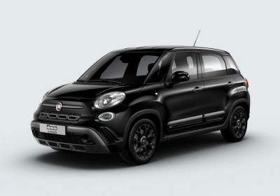 FIAT 500L 1.6 Multijet 120 CV City Cross Nero Cinema Km 0