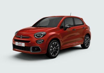 FIAT 500X 1.0 T3 120 CV Sport Rosso Seduzione Km 0