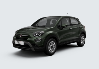 FIAT 500X 1.3 MultiJet 95 CV City Cross Verde Technogreen Da immatricolare