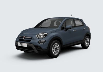 FIAT 500X 1.6 E-Torq 110 CV City Cross Blu Jeans Km 0