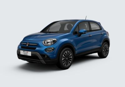 FIAT 500X 1.6 MultiJet 120 CV City Cross Blu Italia Km 0