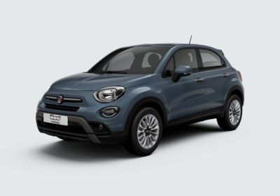 FIAT 500X 1.6 MultiJet 120 CV City Cross Blu Jeans Km 0