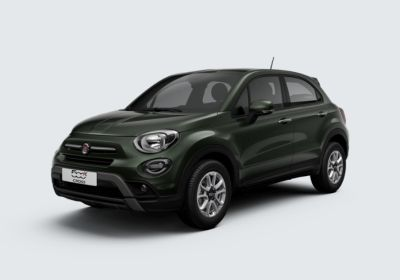 FIAT 500X 1.6 MultiJet 120 CV City Cross Verde Technogreen Km 0