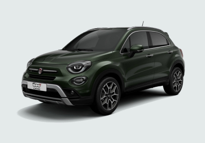FIAT 500X 1.0 T3 120 CV Cross Verde Technogreen Km 0