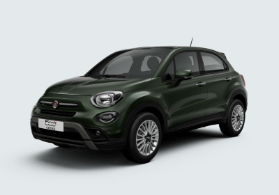 FIAT 500X 1.3 MultiJet 95 CV City Cross Verde Technogreen Km 0