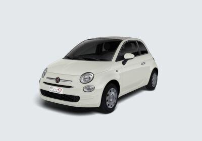 FIAT 500C 1.2 Pop Bianco Gelato Km 0