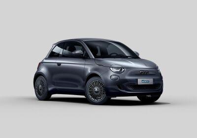 FIAT 500e Icon+ Mineral Grey Km 0