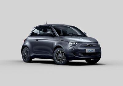 FIAT 500e Icon Mineral Grey Km 0