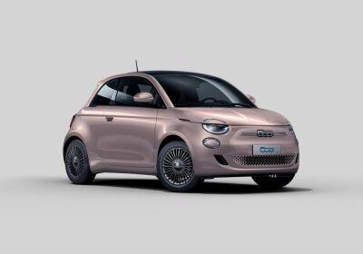 FIAT 500e Icon Rose Gold Km 0