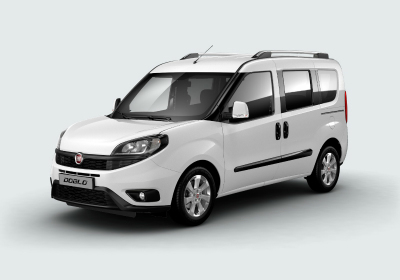 FIAT Doblo 1.4 T-Jet 16V Natural Power Lounge My19 Bianco Gelato Km 0
