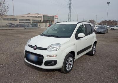 FIAT Panda 0.9 t.air t. natural power Lounge 80cv Bianco Gelato Usato Garantito