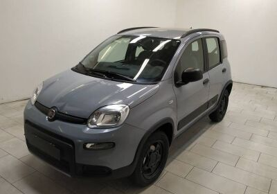 FIAT Panda 0.9 t.air t. Wild 4x4 s&s 85cv 5p.ti Grigio Moda Km 0