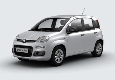 FIAT Panda 0.9 TwinAir Turbo Natural Power Easy Grigio Argento Km 0