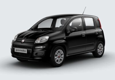 FIAT Panda 0.9 TwinAir Turbo Natural Power Easy Nero Cinema Km 0