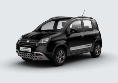 FIAT Panda 0.9 TwinAir Turbo S&S 4x4 Cross Nero Cinema Km 0