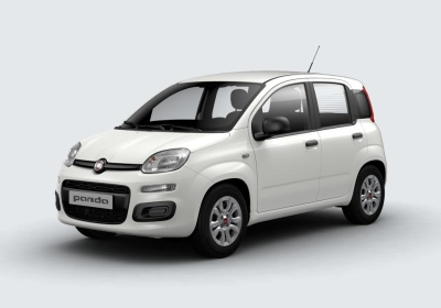 FIAT Panda 0.9 TwinAir Turbo Natural Power Easy Bianco Gelato Km 0