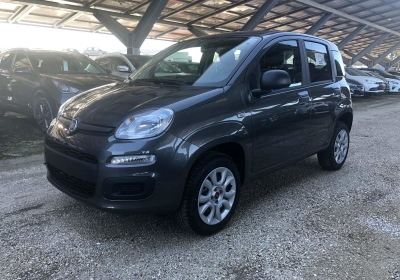 FIAT Panda 0.9 TwinAir Turbo Natural Power Easy Grigio Colosseo Km 0