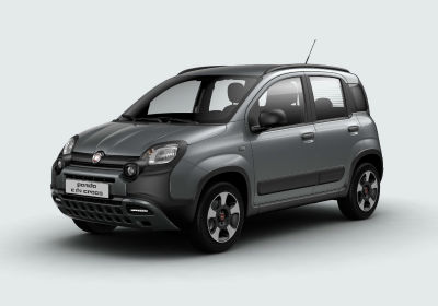 FIAT Panda 1.0 hybrid City Cross s&s 70cv Grigio Maestro Km 0