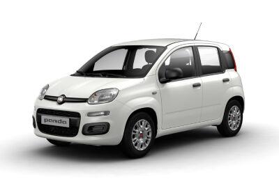 FIAT Panda 1.0 hybrid Easy s&s 70cv Bianco Gelato Km 0