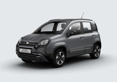 FIAT Panda 1.2 City Cross Grigio Colosseo Km 0