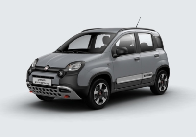 FIAT Panda 1.2 City Cross Grigio Moda Km 0