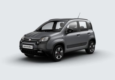 FIAT Panda 1.2 Connected by Wind Grigio Maestro Km 0