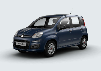 FIAT Panda 1.2 Easy Blu Mediterraneo Km 0