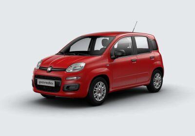 FIAT Panda 1.2 Easy Rosso Amore Km 0