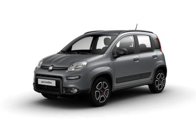 FIAT Panda 1.2 easypower City Life Gpl s&s 69cv Grigio Maestro Km 0