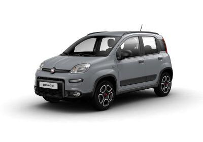 FIAT Panda 1.2 easypower City Life Gpl s&s 69cv Grigio Moda Km 0