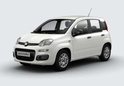 FIAT Panda 1.2 EasyPower Easy Bianco Gelato Km 0