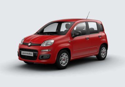 FIAT Panda 1.2 EasyPower Easy Rosso Passione Km 0