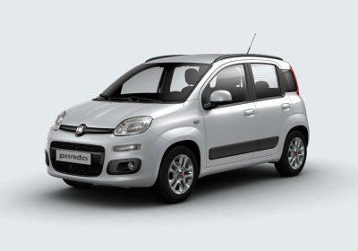 FIAT Panda 1.2 EasyPower Lounge Grigio Argento Km 0