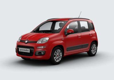 FIAT Panda 1.2 EasyPower Lounge Rosso Passione Km 0