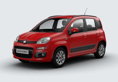 FIAT Panda 1.2 EasyPower Lounge Rosso Amore Km 0