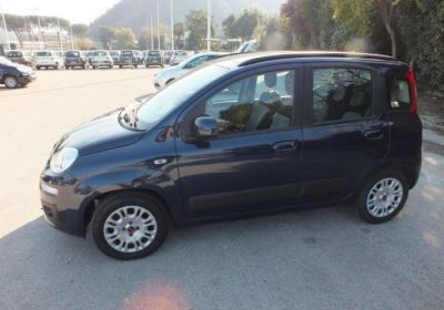 FIAT Panda 1.2 Lounge Blu Mediterraneo Usato Garantito