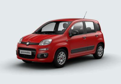 FIAT Panda 1.3 MJT 95 CV S&S Easy Rosso Passione Km 0