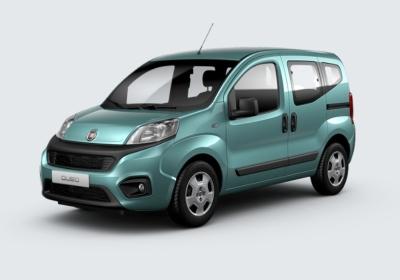 FIAT Qubo 1.3 MJT 80 CV Easy Azzurro Libertà Km 0